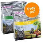 Blandet pakke: 2 x 10 kg Porta 21 Holistic Cat