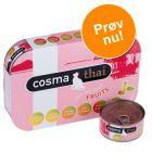 Blandet prøvepakke: Cosma Asia i gelé