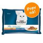 Blandet prøvepakke - Gourmet Perle 4 x 85 g