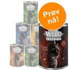 Blandet prøvepakke: Wild Freedom Adult