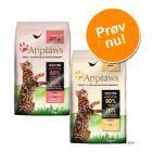 Blandet prøvepakke: 2 x 400 g Applaws Adult