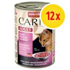 Blandpack Animonda Carny Adult 12 x 400 g