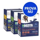Blandpack: Bozita Chunks in Jelly 9 x 370 g