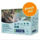 Blandpack: Bozita bitar i sås Pouch 12 x 85 g