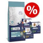 Blandpack: Bozita torrfoder + Bozita Natural Chunks