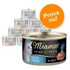 Blandpack: Miamor Fine Filets 12 x 100 g