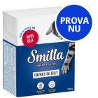 Blandpack: Smilla chunks i sås eller gelé 24 x 370 / 380 g