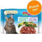 Blandpack: Stuzzy Cat i portionspåse 4 x 100 g