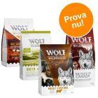 Blandpack till sparpris! Wolf of Wilderness Adult
