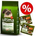 Blandpack: Ultima Cat torr- och våtfoder
