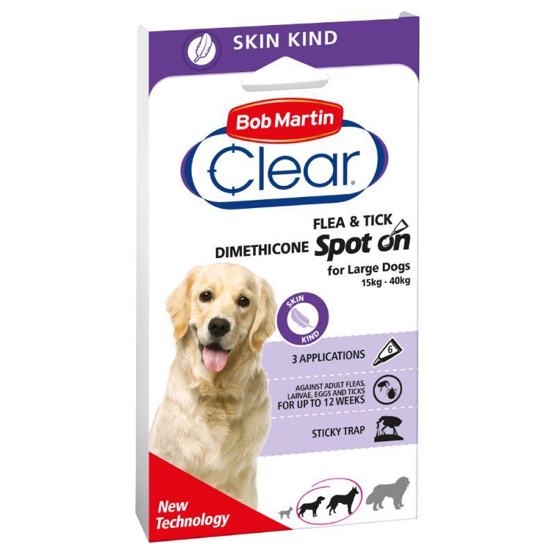 Bob Martin Clear Spot On kutyáknak