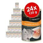 Boisson Miamor Trinkfein 24 x 135 mL pour chat