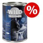 18 + 6 bokser gratis! 24 x 400 g Wild Freedom våtfòr