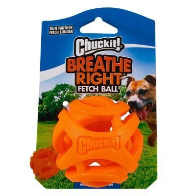 Bola Chuckit! Breathe Right para cães