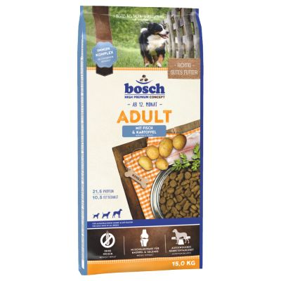 bosch Adult Fish & Potato Dry Dog Food