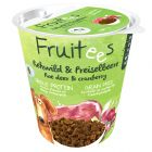 bosch Fruitees (semi-moist), Rehwild & Preiselbeere