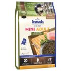Bosch Mini Adult con ave y mijo