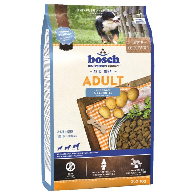 bosch Adult Fisk & Kartofler