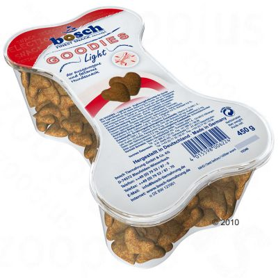 Bosch Goodies Light snacks para perros