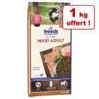 Bosch Maxi Adult pour chien 2 kg + 1 kg offert !