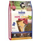 bosch Mini Adult com cordeiro e arroz