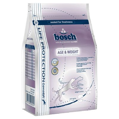 bosch Senior Age & Weight Dry Dog Food