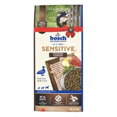 bosch Sensitive Duck & Potato Dry Dog Food