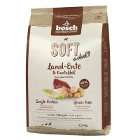 bosch Soft Duck & Potato HPC  Dry Dog Food