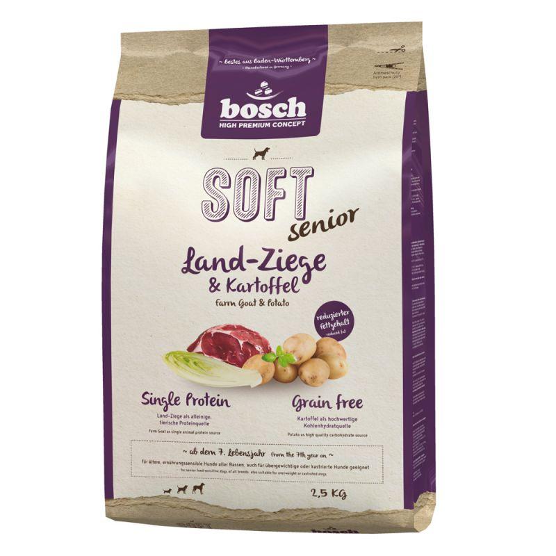 bosch Soft Senior Κατσίκα & Πατάτα