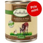 Boîtes Lukullus 12 x 800 g pour chien à prix mini !