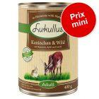 Boîtes Lukullus 24 x 400 g à prix mini !