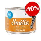 Boîtes Smilla pour chat 6 x 200 g : 10 % de remise !