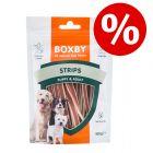 Boxby koiranherkut 15 % alennuksella!