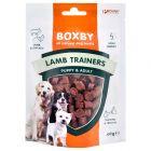 Boxby snacks de treino de cordeiro