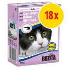 Bozita Chunks in Sauce Multibuy 18 x 370g