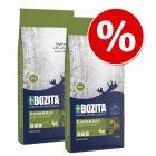 Экономупаковка сухого корма для собак Bozita