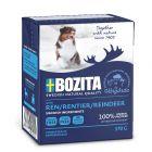 Bozita Bouchées en gelée 6 x 370 g