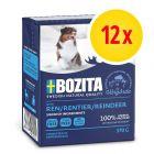 Bozita Bouchées en gelée 12 x 370 g