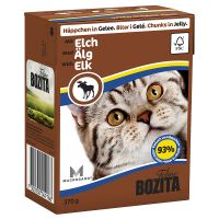 Bozita Bouchées en gelée 6 x 370g pour chat