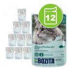 Bozita Bouchées en gelée 12 x 85 g pour chat