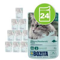 Bozita Bouchées en gelée 24 x 85 g pour chat