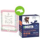 Bozita Bouchées en gelée 1 x 370 g pour chien