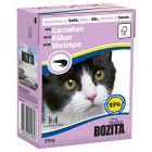 Bozita Bouchées en sauce 6 x 370 g pour chat