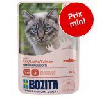Bozita Bouchées en sauce 2 x 85 g pour chat : à prix mini !