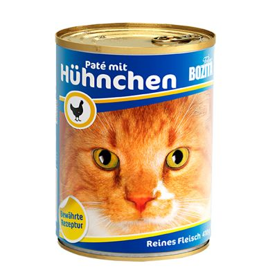 Bozita Canned Food 6 x 410g