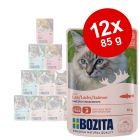 Bozita Chunks in Jelly Φακελάκια Μεικτό Πακέτο 12 x 85 g