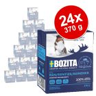 Bozita Chunks in Jelly 24 x 370 g