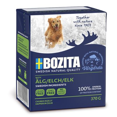 Bozita Chunks in Jelly 6 x 370 g