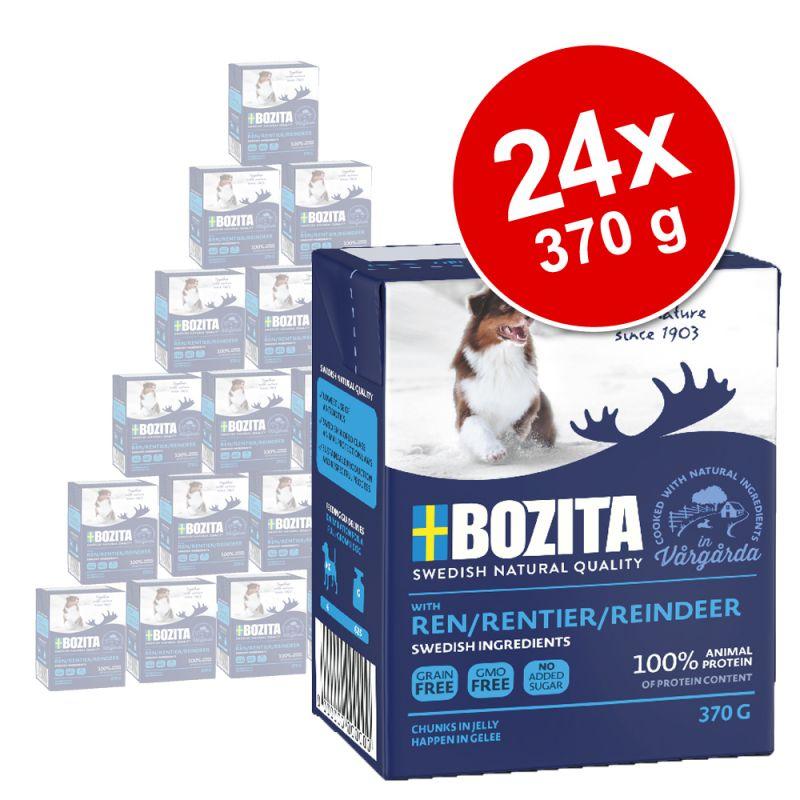 Bozita Chunks in Jelly 24 x 370 g