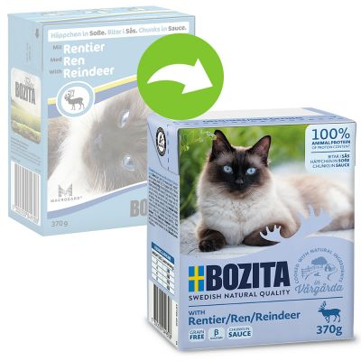 Bozita Chunks in Sauce Saver Pack
